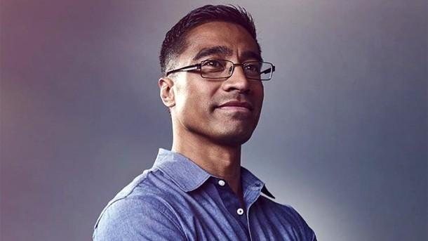 Pua Magasiva, Power Ranger Rojo