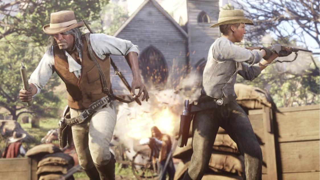Red Dead Redemption 2 Online: cómo conseguir más XP y subir
