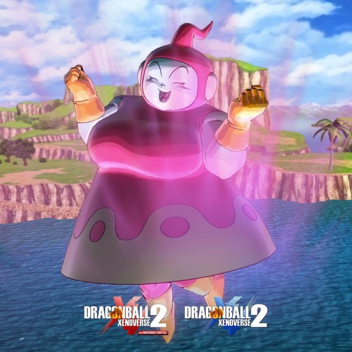 Ribrianne en Dragon Ball Xenoverse 2