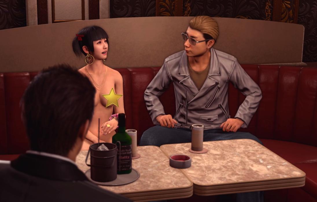 Yakuza Kiwami 2 mods
