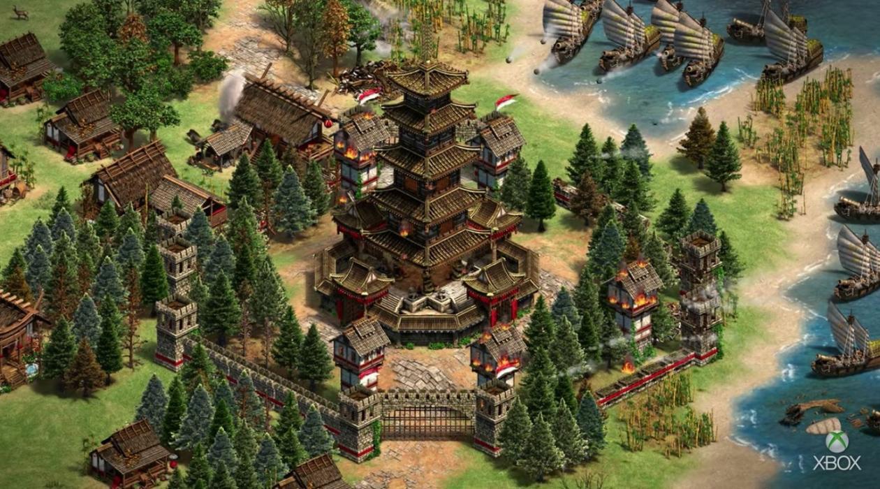 Resultado de imagen de Age of Empires II: Definitive Edition xbox
