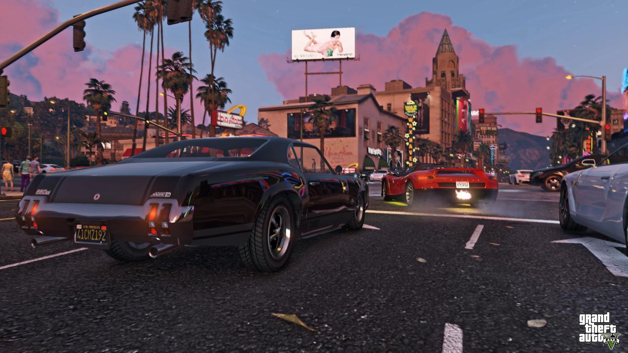 coches GTA 5