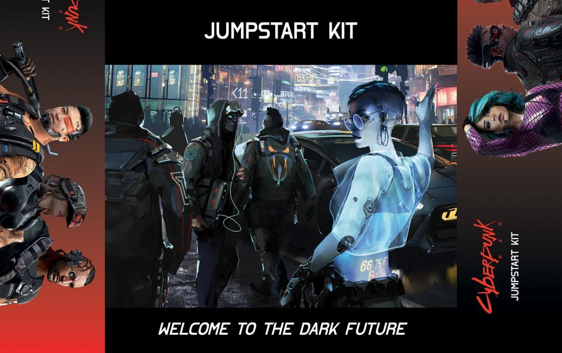 Cyberpunk Red precuela 2077
