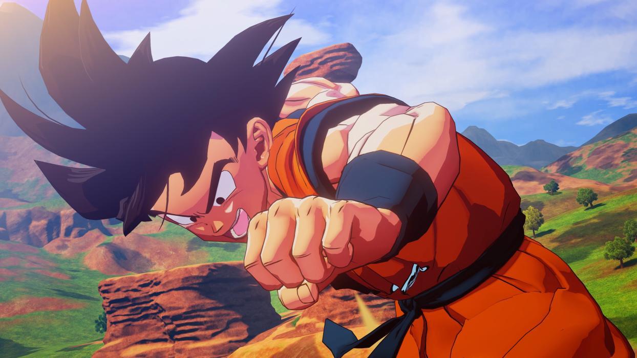 Dragon Ball Z Kakarot E3 2019