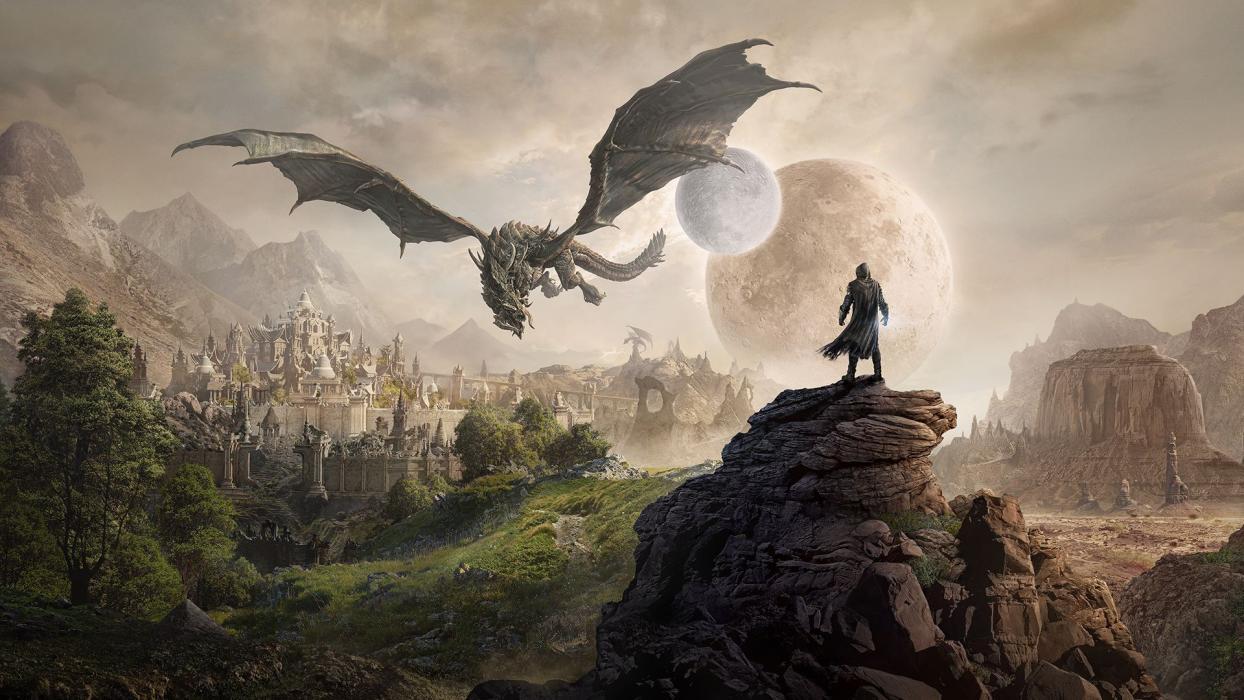 Análisis de The Elder Scrolls Online Elsweyr para PS4, Xbox