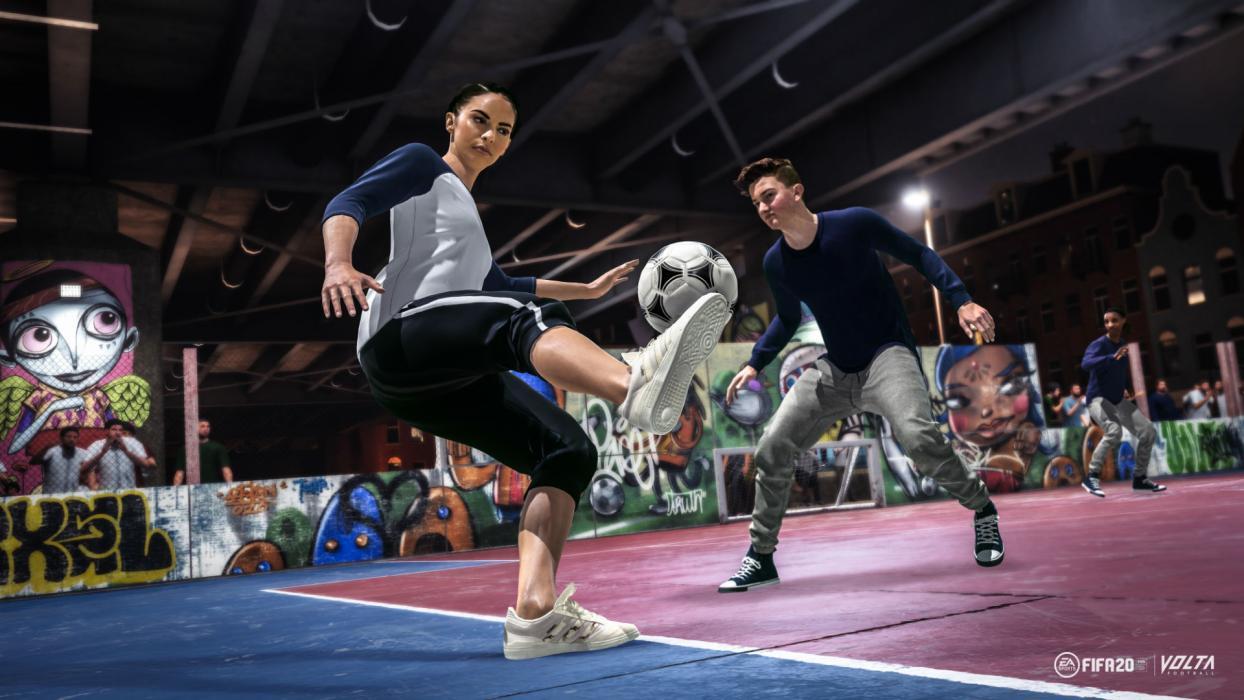 FIFA 20 modos