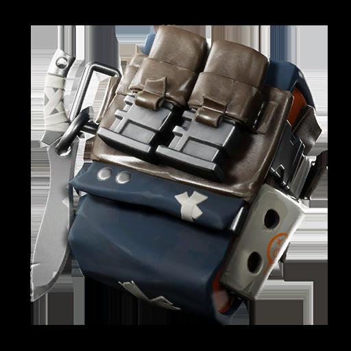 Fortnite Mochilas actualización 9.20
