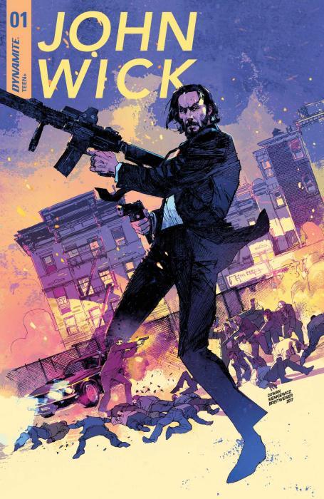 John Wick (cómic)