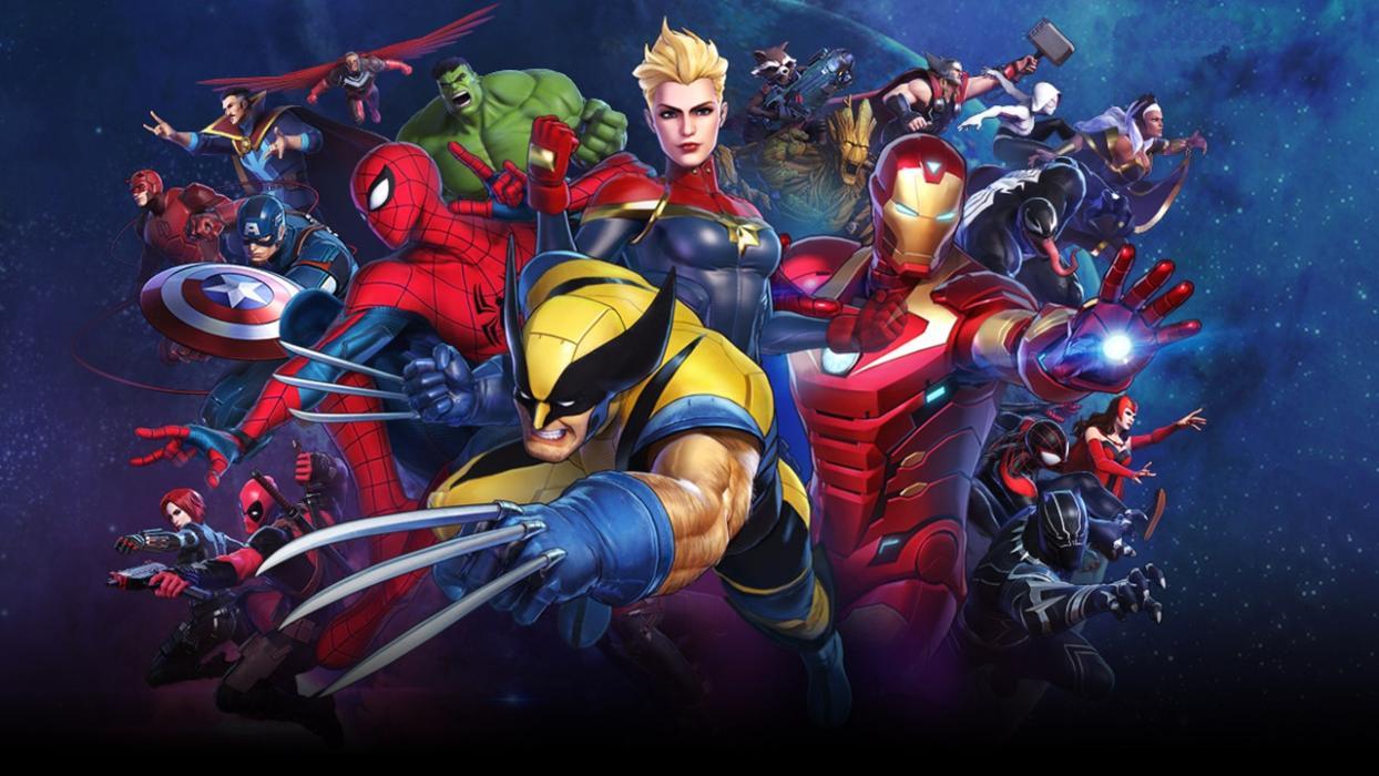Marvel Ultimate Alliance 3 Nintendo Switch