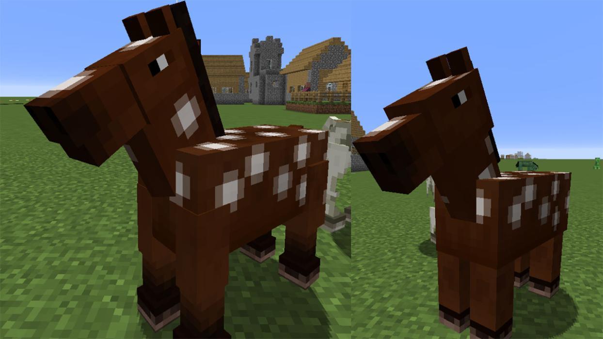 Minecraft Cómo Domesticar Loros Llamas Gatos Y Caballos