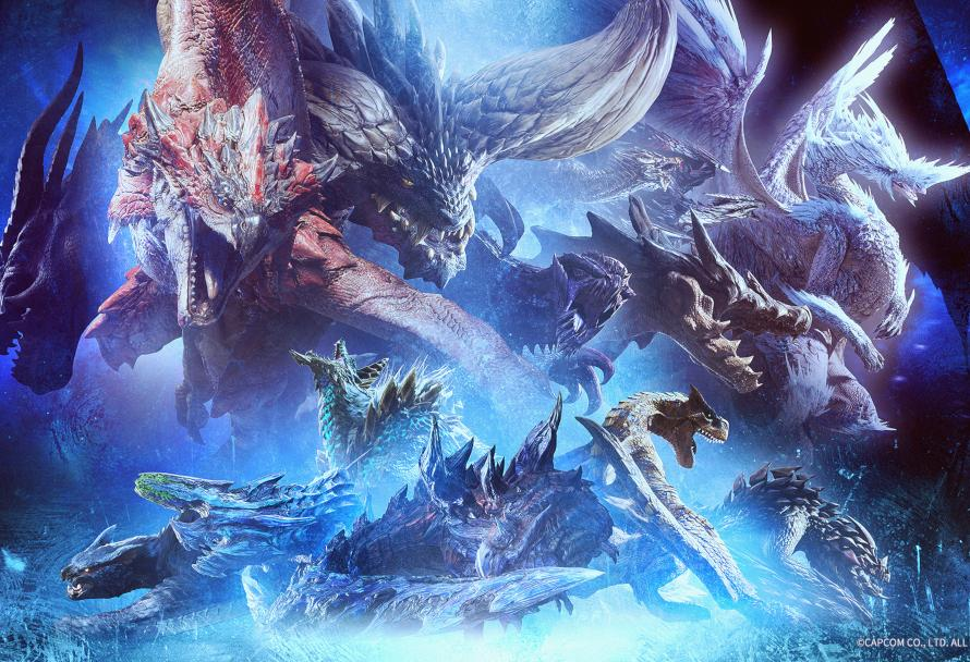 Resultado de imagen para Monster hunter world iceborne
