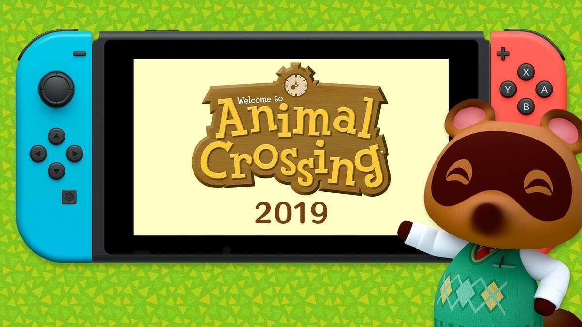 Animal Crossing E3 2019