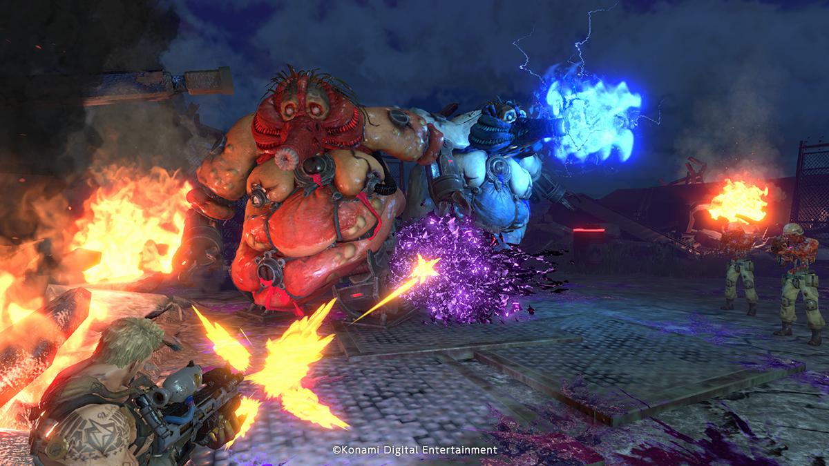 Contra Rogue Corps impresiones E3 2019