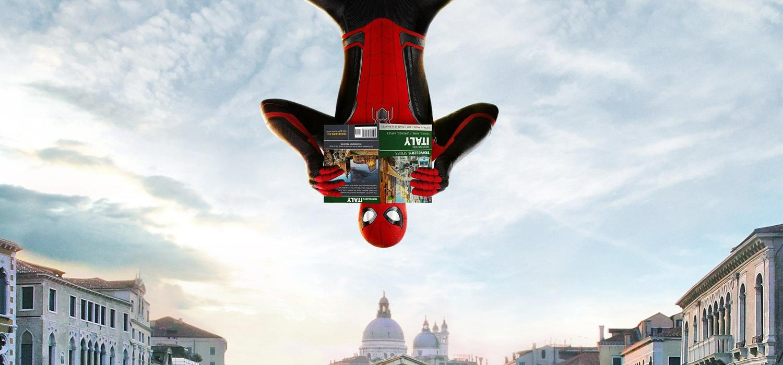 Spiderman Lejos de casa
