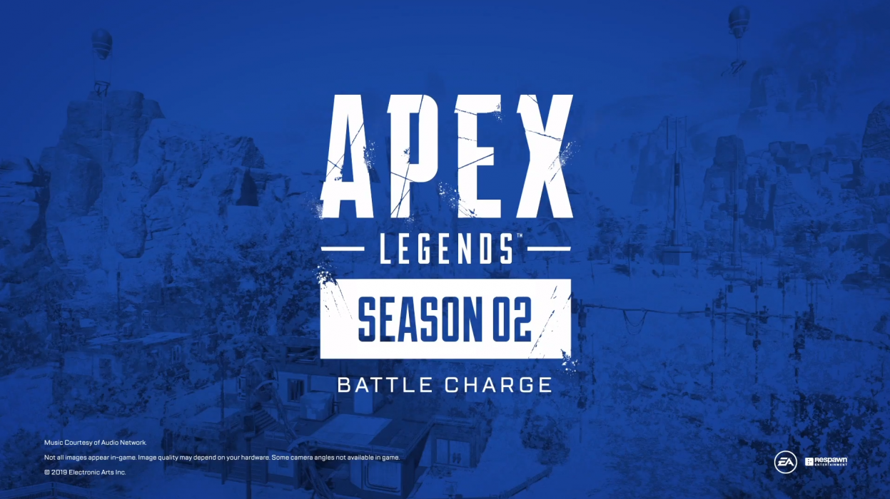 Apex Legends Temporada 2