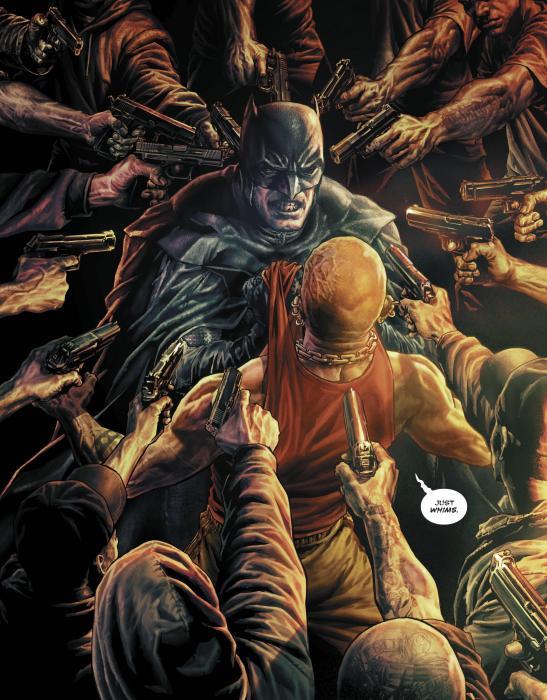 Batman: Condenadonº 2