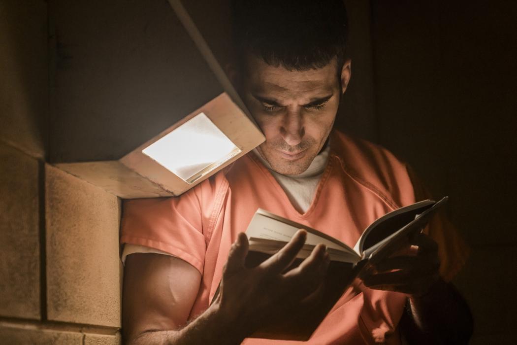 En el corredor de la muerte - Primeras imágenes