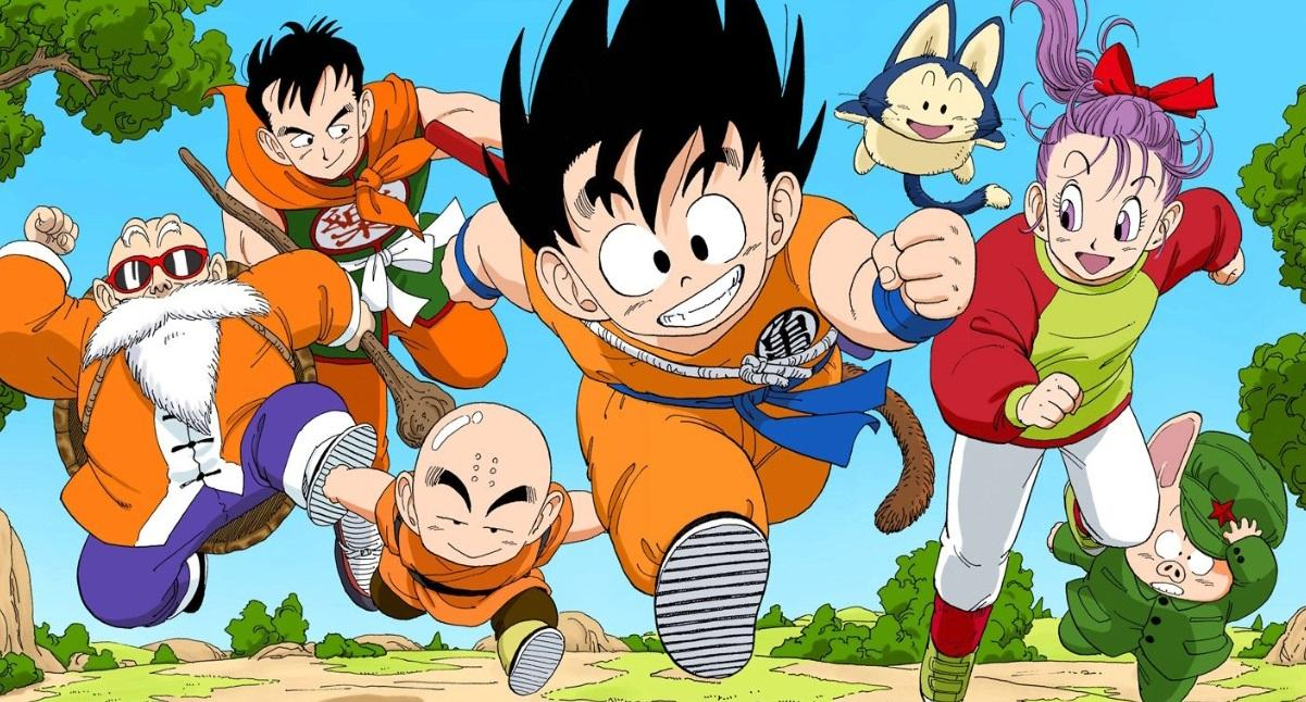 Dragon Ball - Nota de todas las sagas