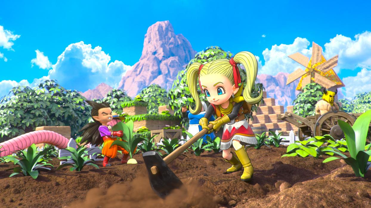Análisis de Dragon Quest Builders 2 para PS4 y Nintendo Switch