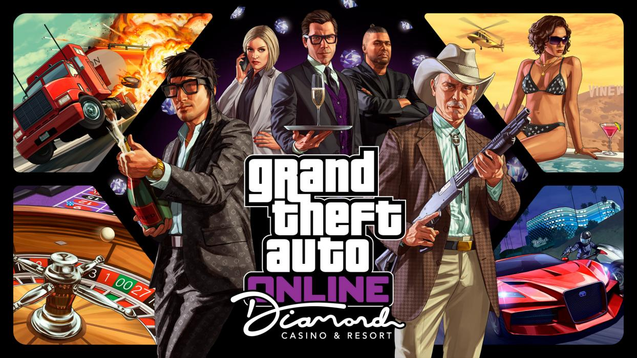 Casino GTA Online 23 de julio