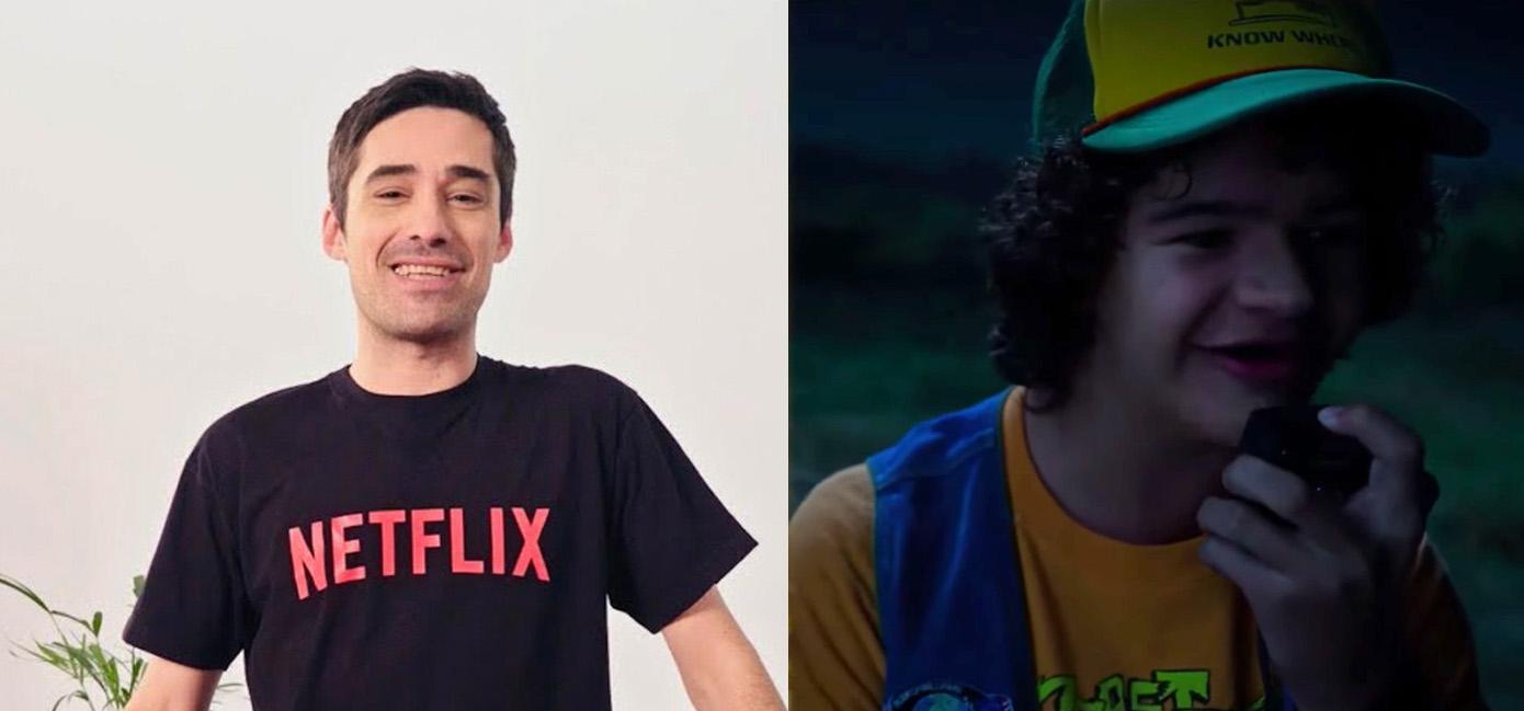 Jordi Cruz Sale En Un Montaje De Netflix Con Su