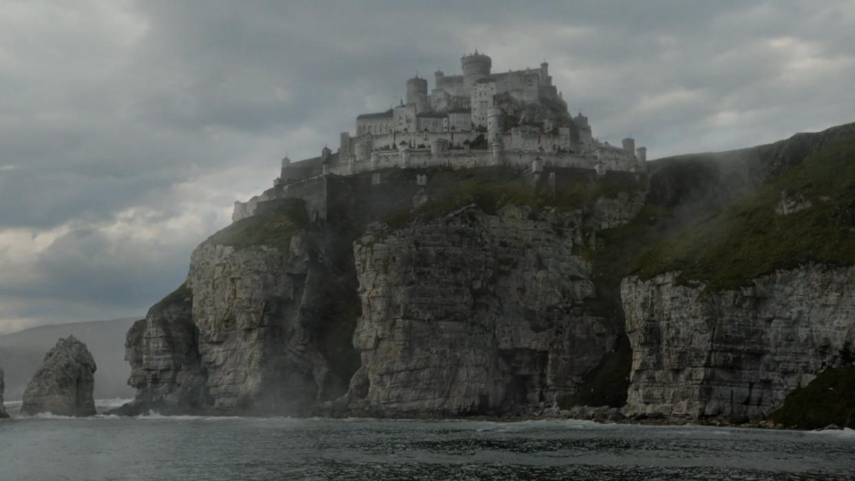 Juego de Tronos - Roca Casterly
