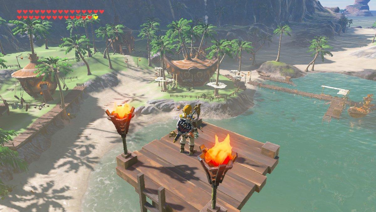 Zelda Breath of the Wild secretos