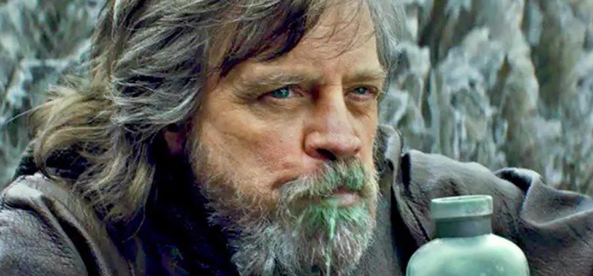 Luke Skywalker - Star Wars Episodio VIII Los últimos Jedi