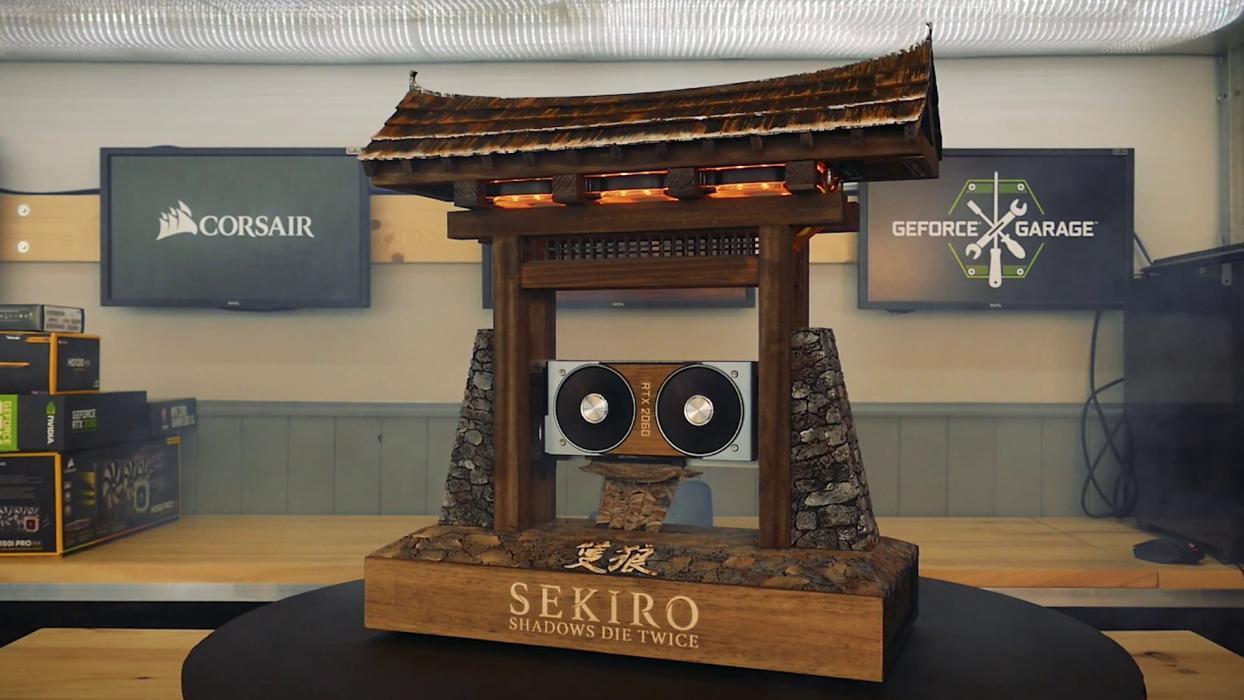 Mod Sekiro RTX