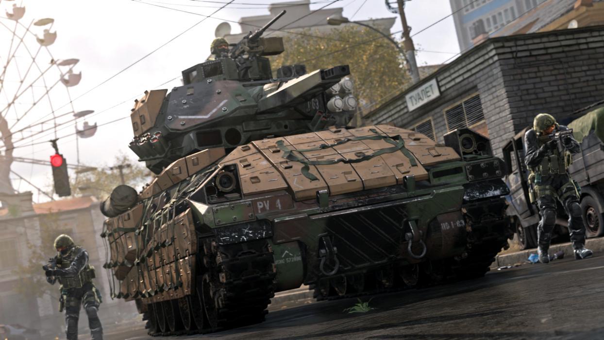 Modern Warfare embargada 8