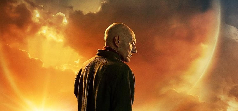 Star Trek Picard - Patrick Stewart