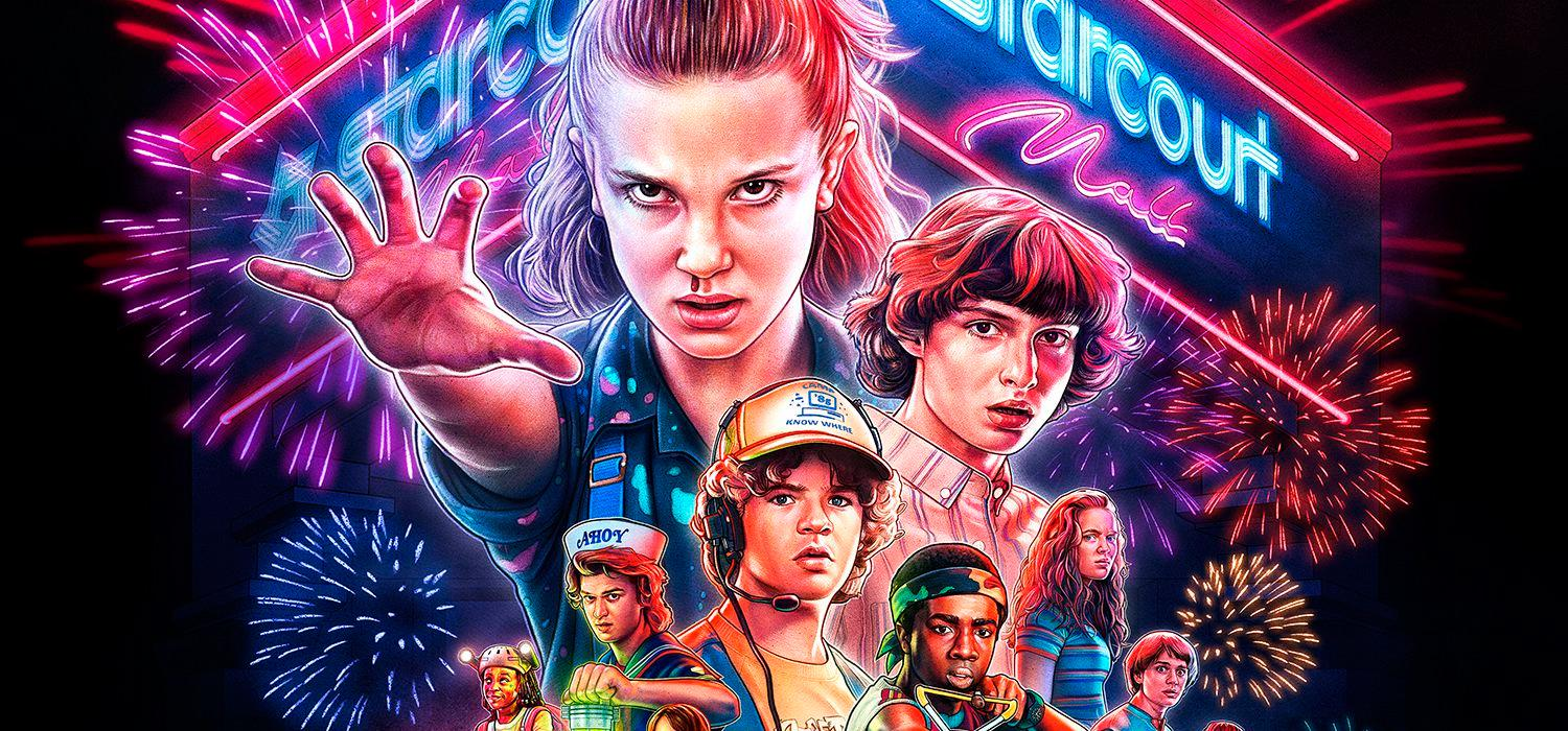 Crítica de Stranger Things temporada 3, de estreno en Netflix el 4 de julio  Stranger-things-3
