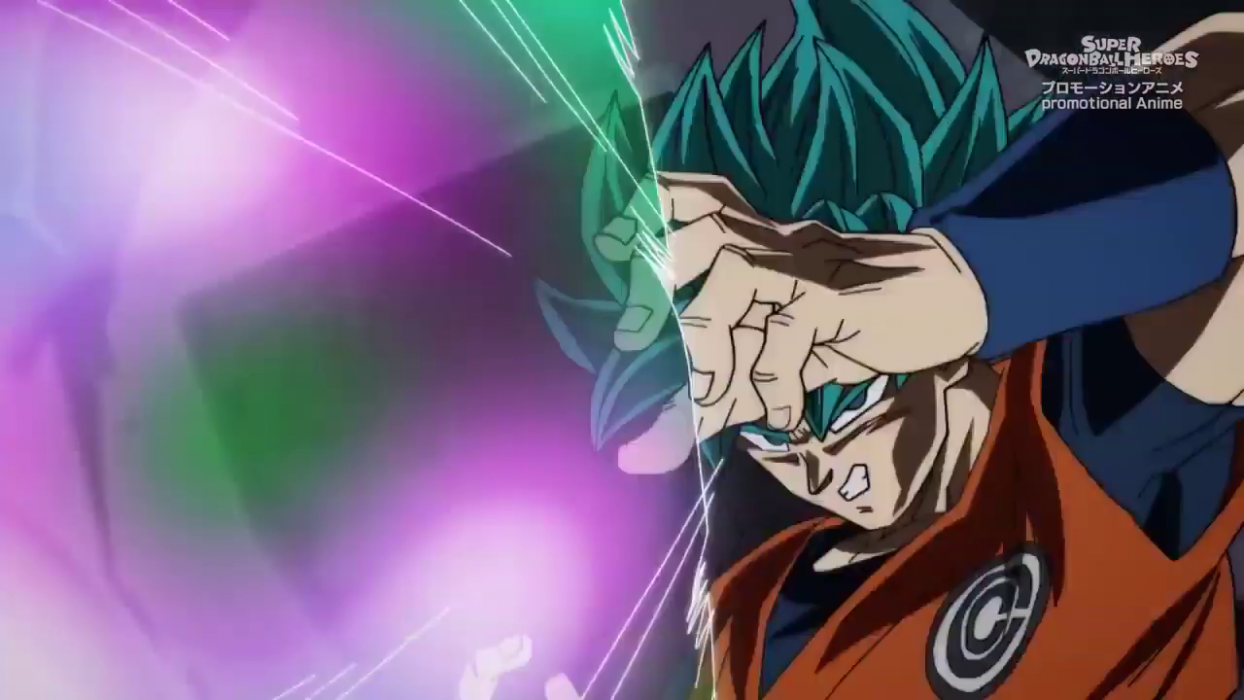 Super Dragon Ball Heroes episodio 13