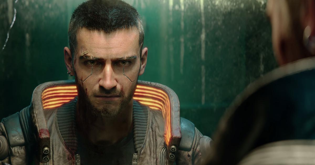v masculino cyberpunk 2077