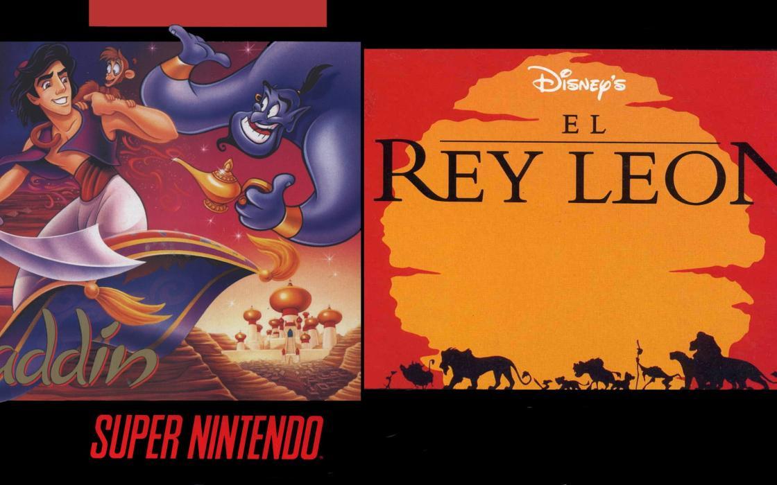 Aladdin Rey Leon