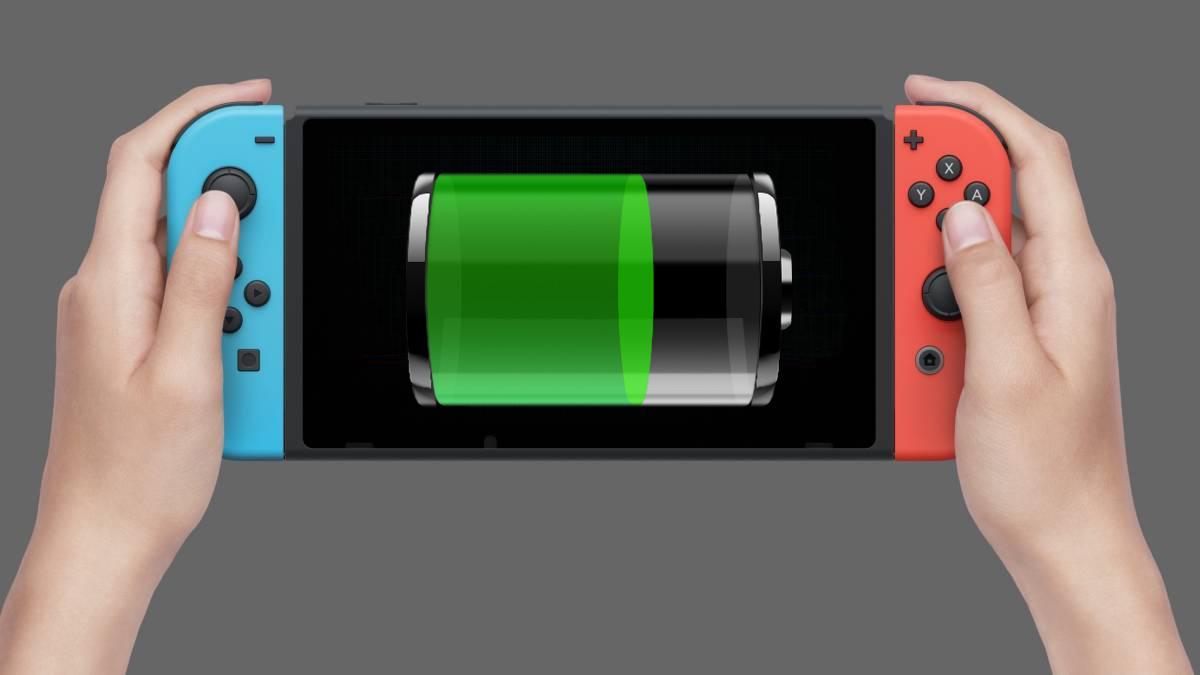 Cuanto dura la batería del nuevo modelo Nintendo Switch