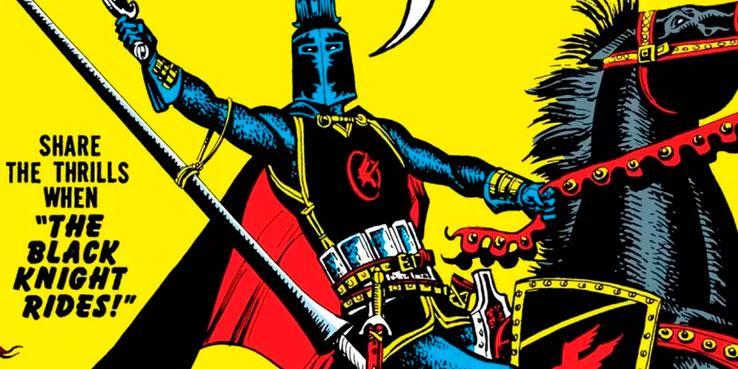 El Caballero Negro de Marvel Comics