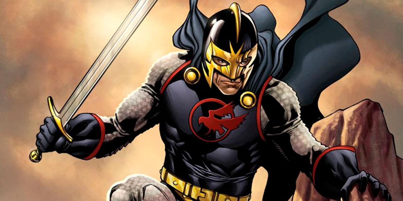 Caballero Negro, Marvel