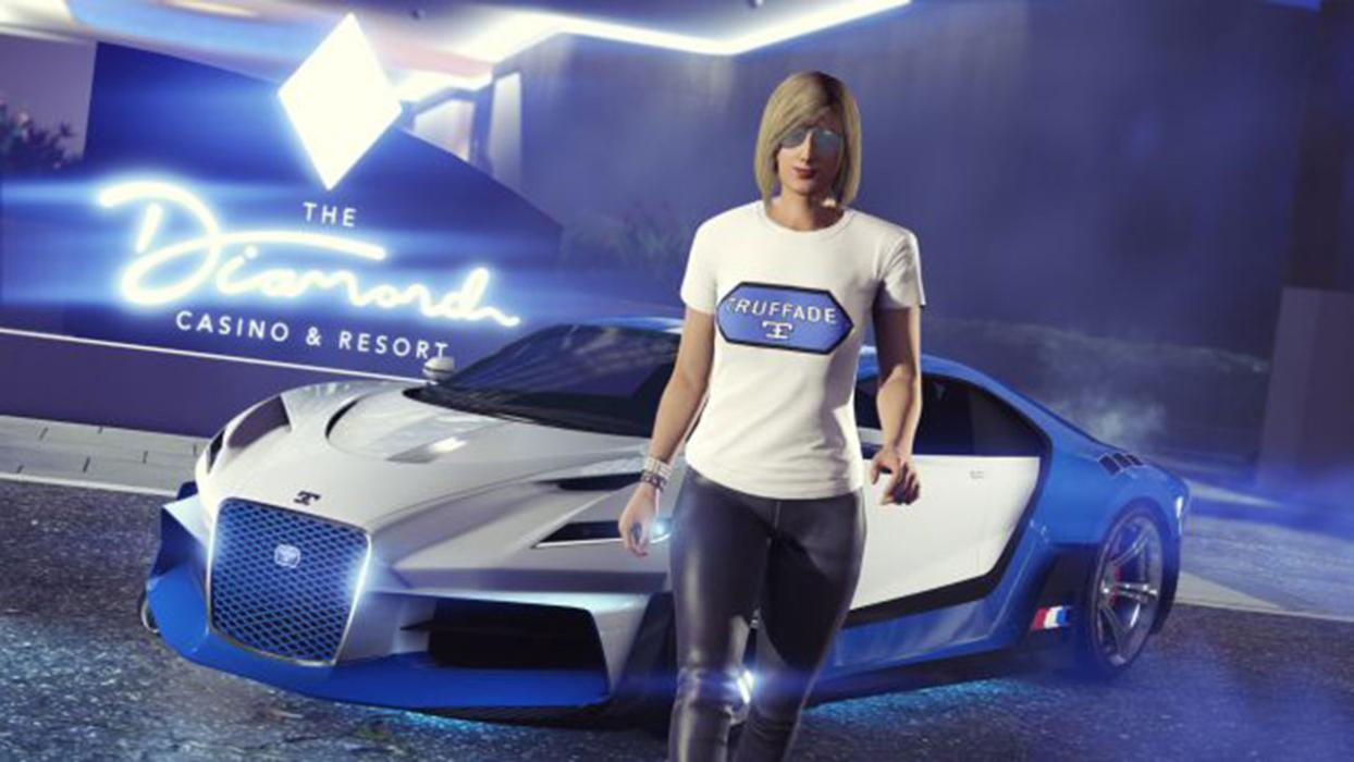 Coches del casino GTA Online