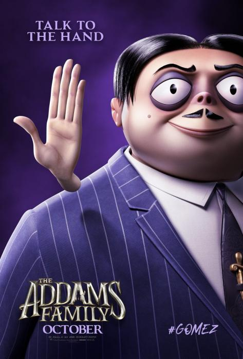 La Familia Addams poster 03