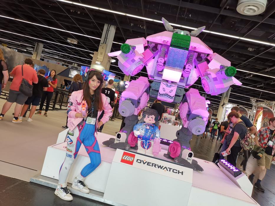 Figuras Gamescom 2019