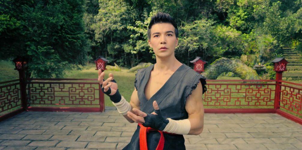 Ludi Lin - Black Mirror 5