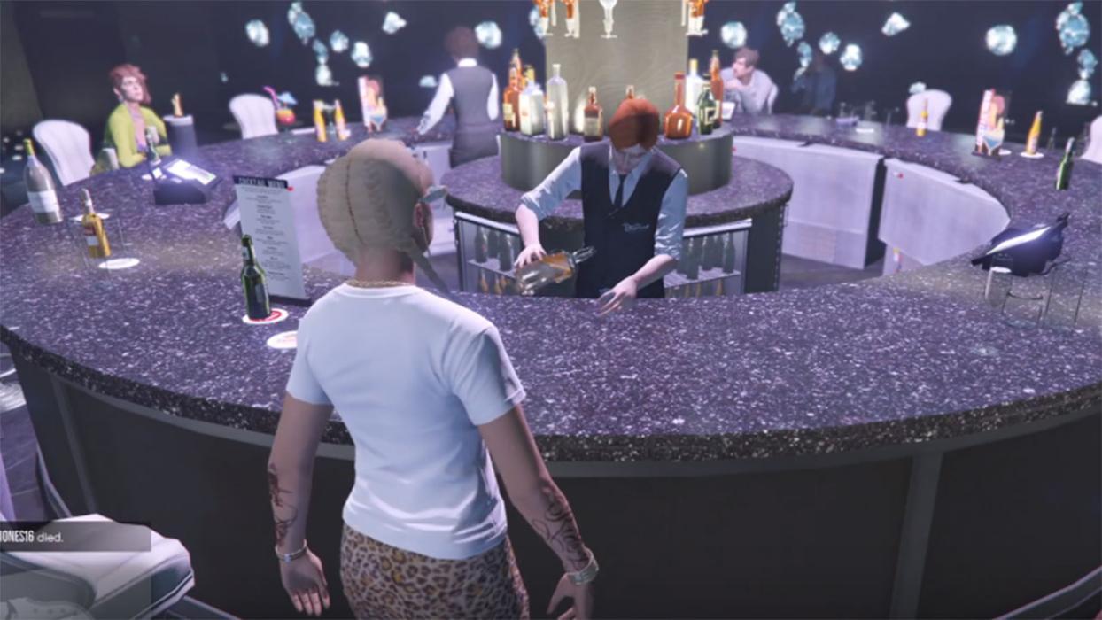 Misión secreta GTA V Casino