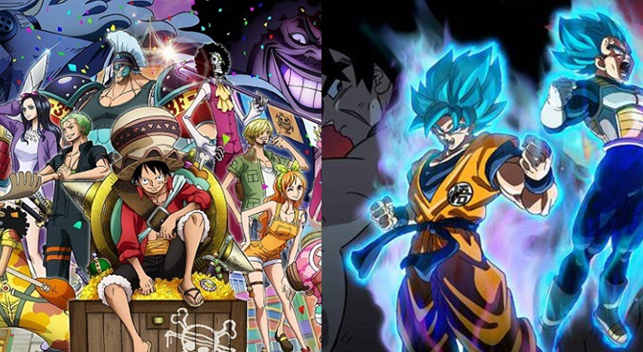 La película One Piece Stampede, a punto de superar a Dragon Ball Super Broly en taquilla