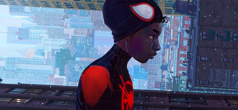 Reseña de Spider-Man: Un nuevo universo, el libro de arte de la película