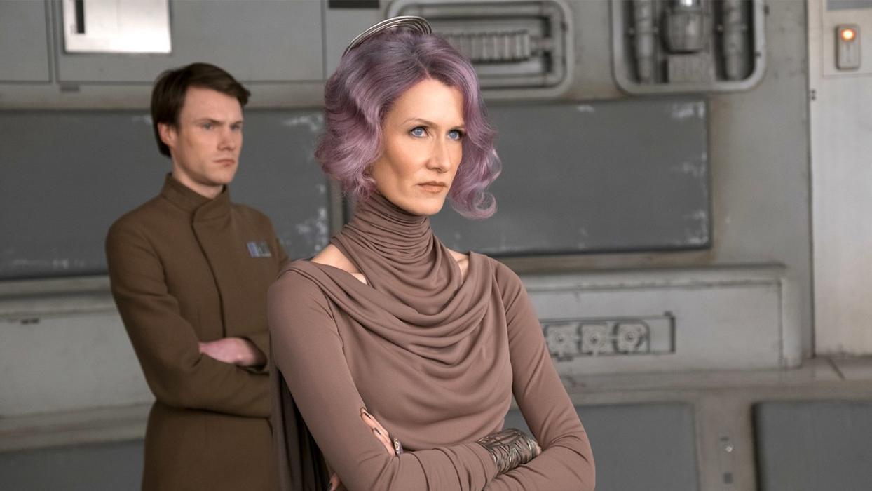 Star Wars 8 - Almirante Holdo