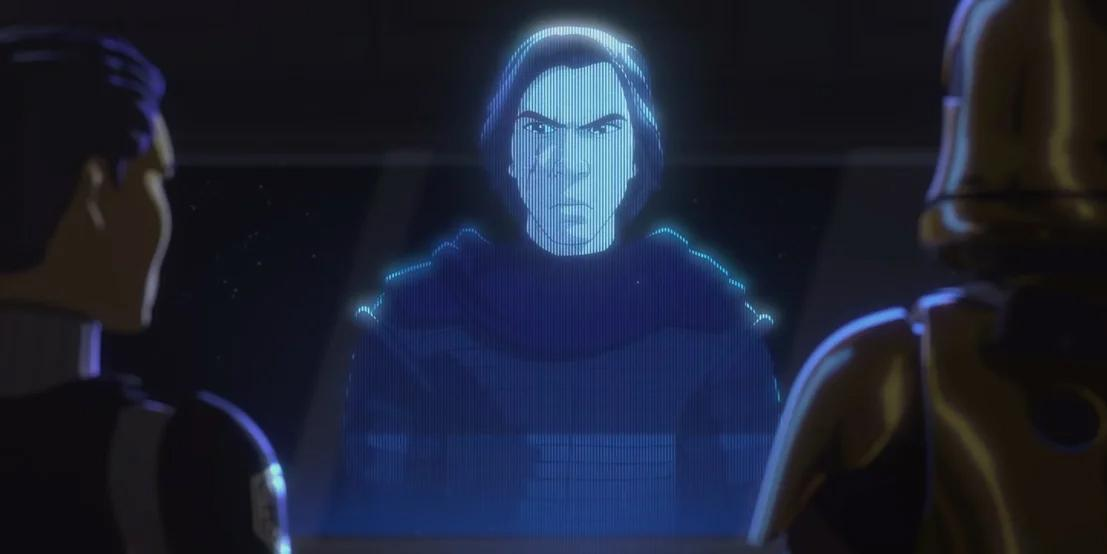 Star Wars Resistance - Kylo Ren