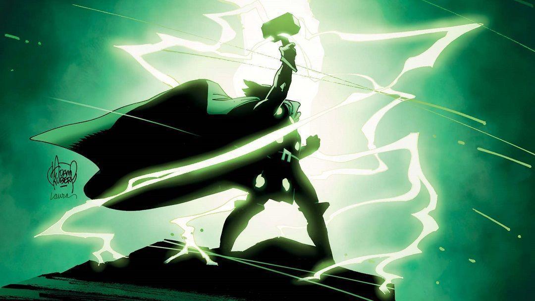 Thor en Infinito