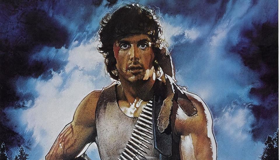 Acorralado (Rambo First Blood)