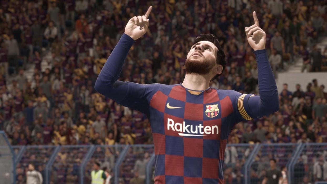 Análisis FIFA 20